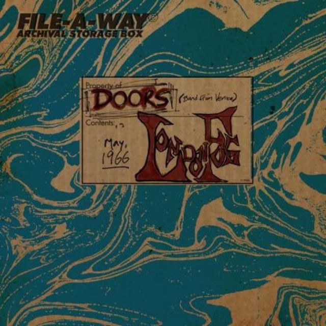 Now Available: The Doors, LONDON FOG 1966
