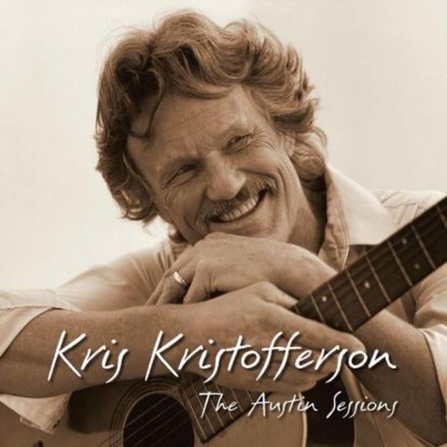 Out Now: Kris Kristofferson, THE AUSTIN SESSIONS: EXPANDED EDITION