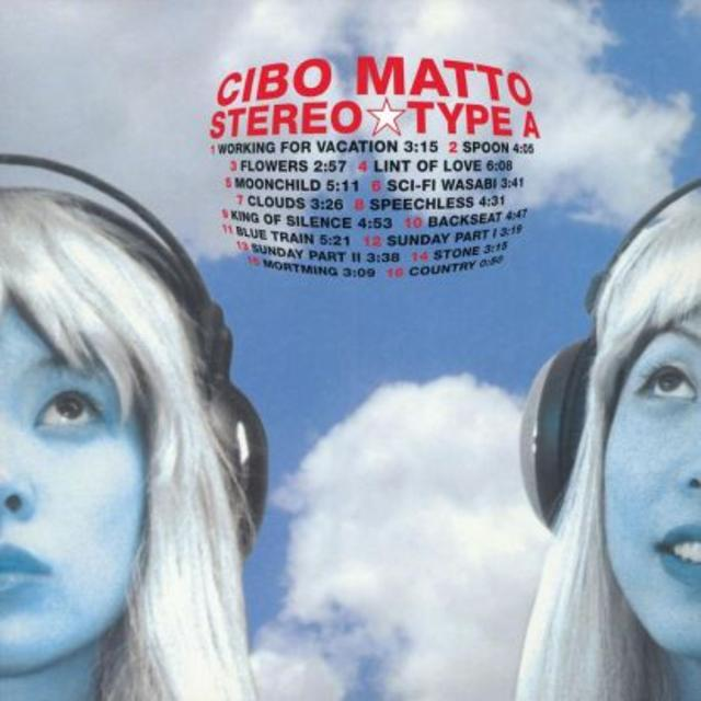 Doing a 180: Cibo Matto and Madonna