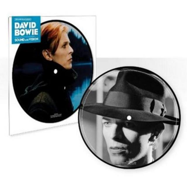 "Now Available: David Bowie, SOUND AND VISION – The 40th Anniversary 7"" Picture Disc"
