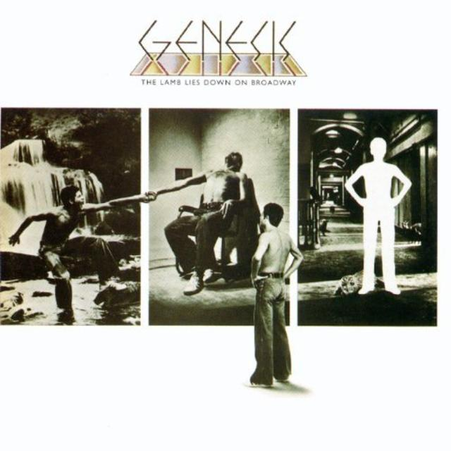 Make it a Double: Genesis, THE LAMB LIES DOWN ON BROADWAY