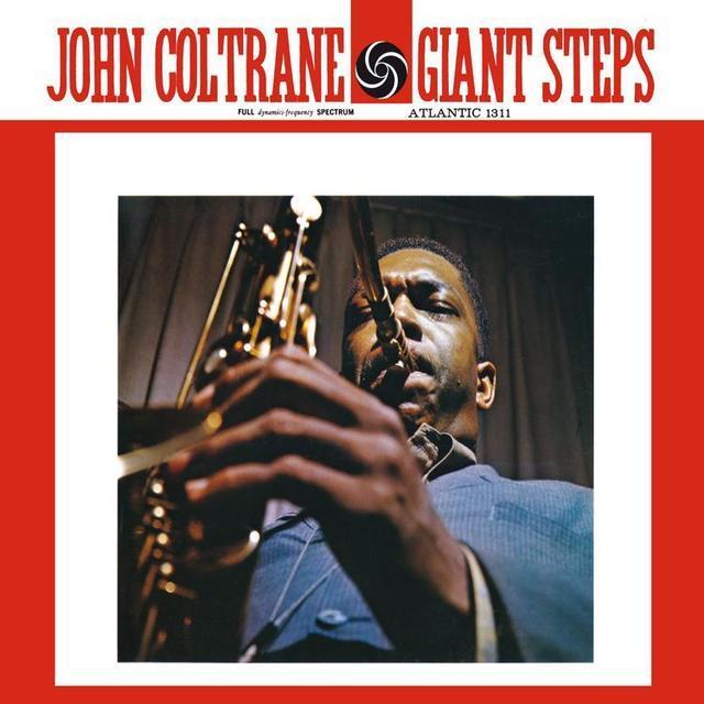 Now Available: John Coltrane, GIANT STEPS (Mono) | Rhino
