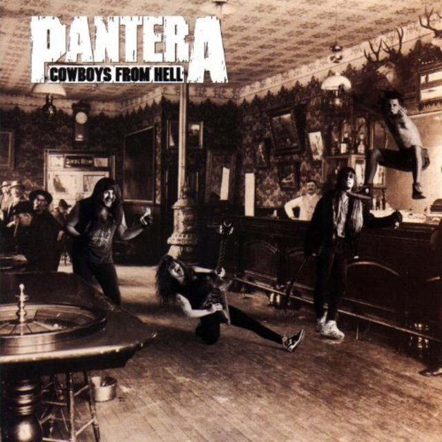 Happy Anniversary: Pantera, COWBOYS FROM HELL