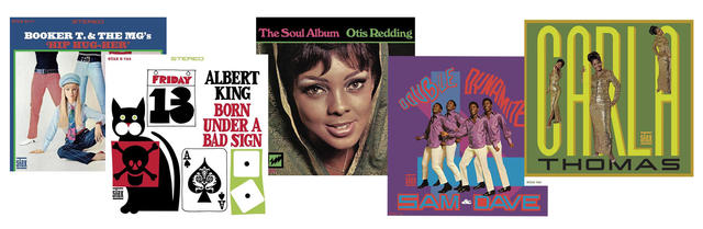 Out Now: Stax Artist Series Vinyl
