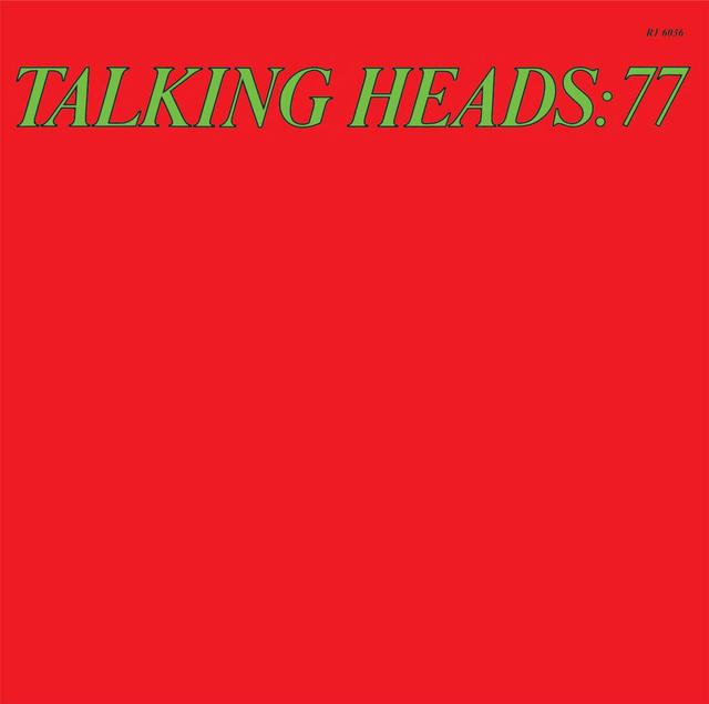 Talking Heads 77 Turns 40 Rhino