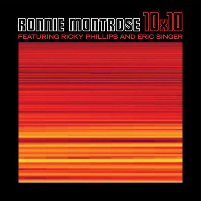 In Stores Now: Ronnie Montrose, 10X10