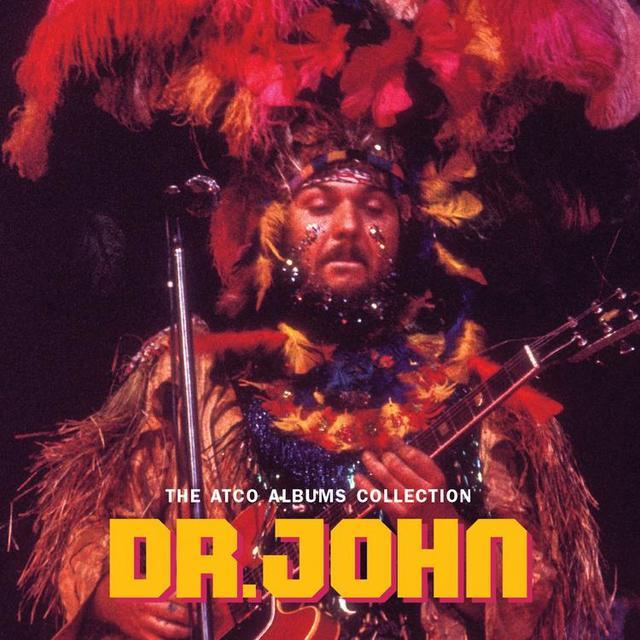 In Stores Tomorrow: Dr. John, THE ATCO ALBUMS COLLECTION