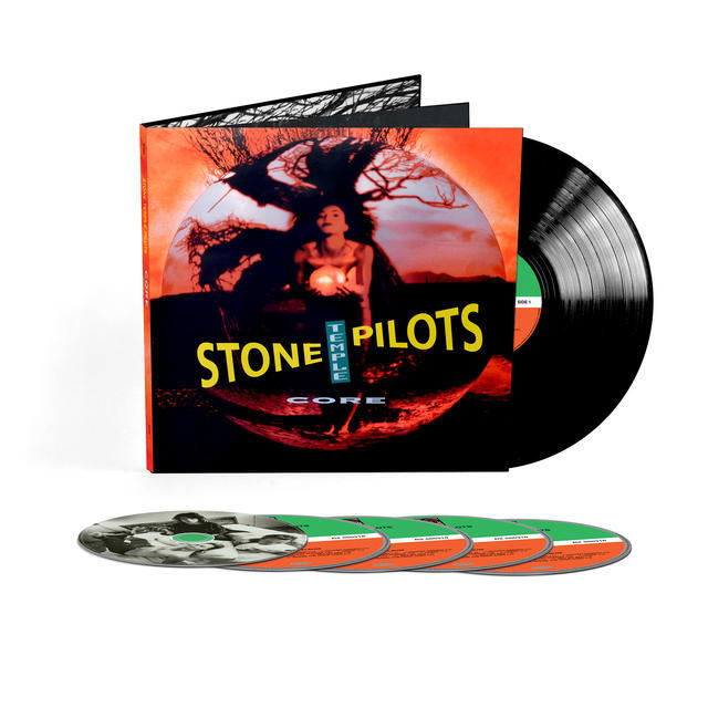 Out Now: Stone Temple Pilots, CORE