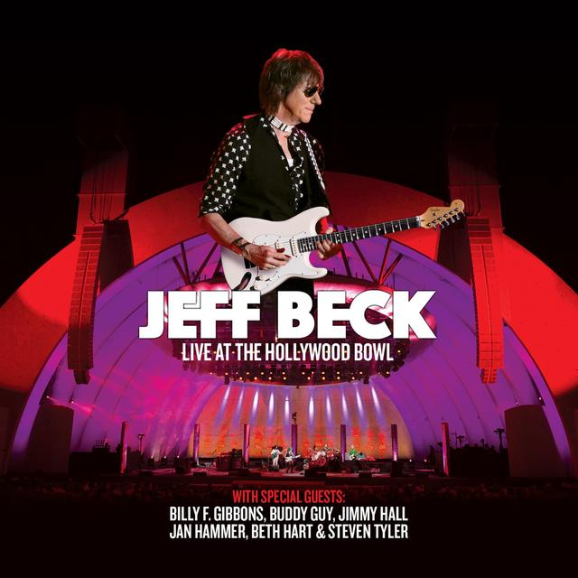 Now Available: Jeff Beck, LIVE AT THE HOLLYWOOD BOWL (Digital Download)