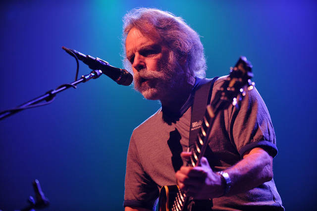 5 Things You Probably Didn't Know About Bob Weir