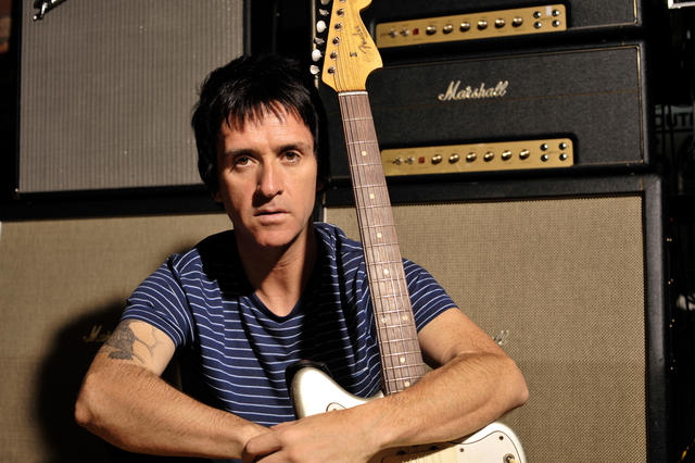 5 Things You Might Not Know About Johnny Marr