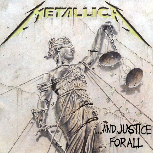 Make It a Double: Metallica, … AND JUSTICE FOR ALL