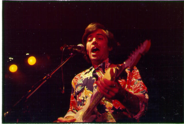 5 Songs You May Not Have Realized Ry Cooder Played On