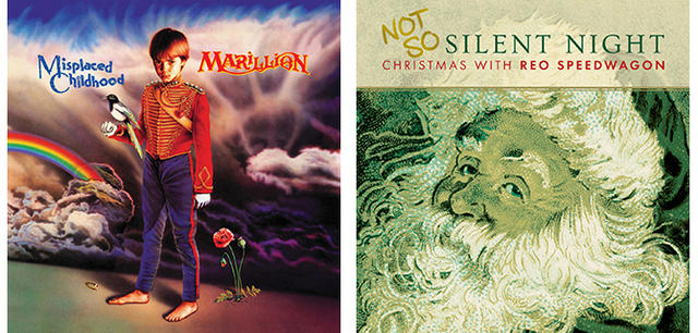 Vinyl Round-Up: Marillion / REO Speedwagon