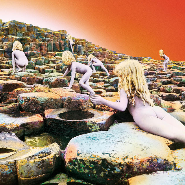 The One after the Big One: Led Zeppelin, HOUSES OF THE HOLY