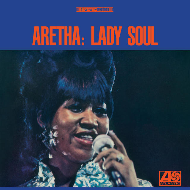 Happy 50th: Aretha Franklin, LADY SOUL