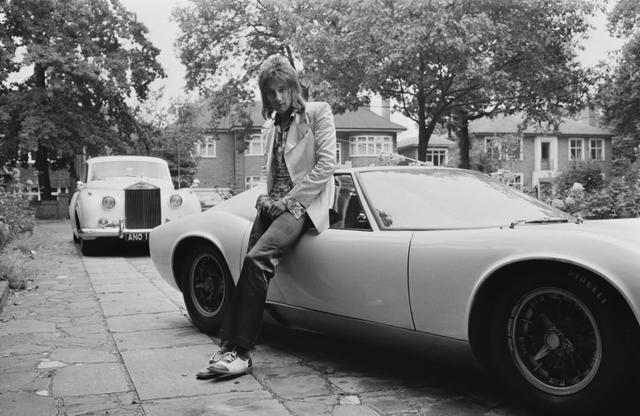 5 Things You Might Not Know About Rod Stewart