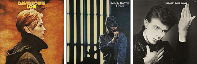 Out Tomorrow: David Bowie breakouts