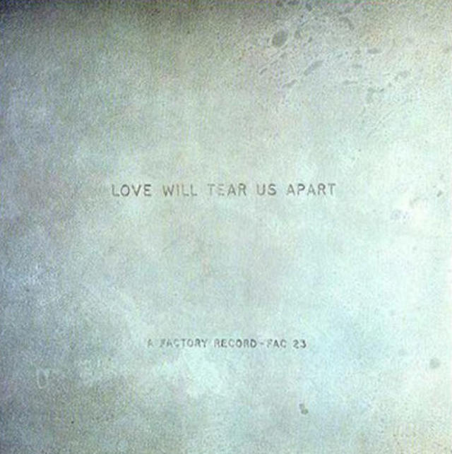 "Single Stories: Joy Division, ""Love Will Tear Us Apart"""