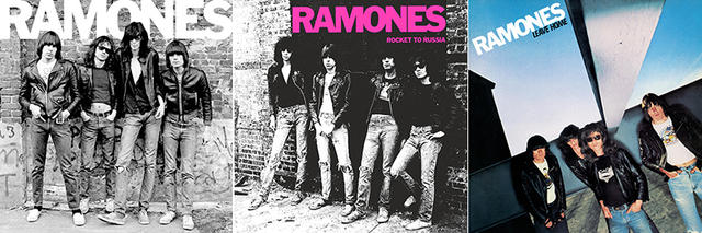 Out Now: Ramones Vinyl Reissues