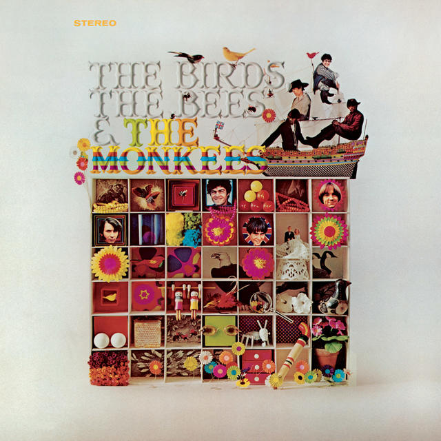 The Monkees, THE BIRDS, THE BEES, AND THE MONKEES