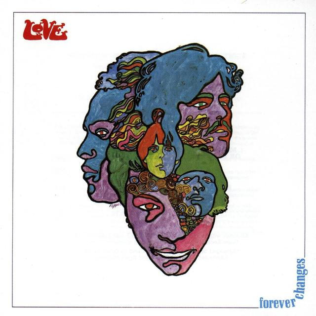 Love, FOREVER CHANGES: 50TH ANNIVERSARY EDITION