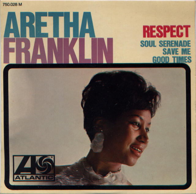 Single Stories Aretha Franklin Respect Rhino