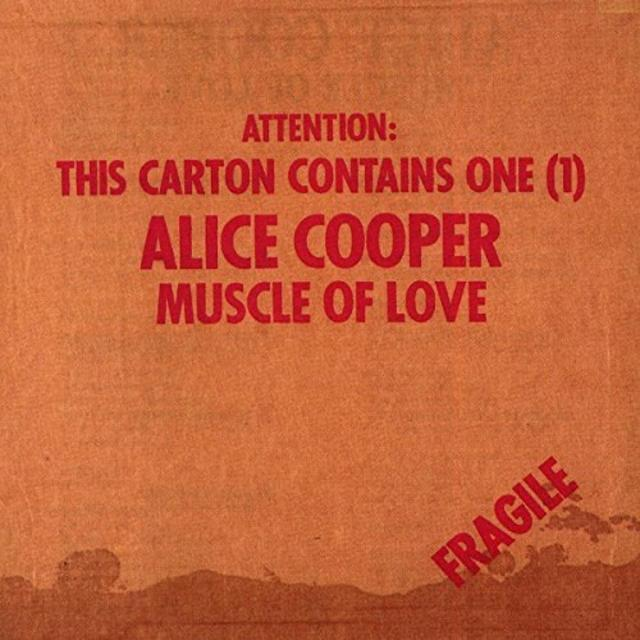 Alice Cooper, MUSCLE OF LOVE