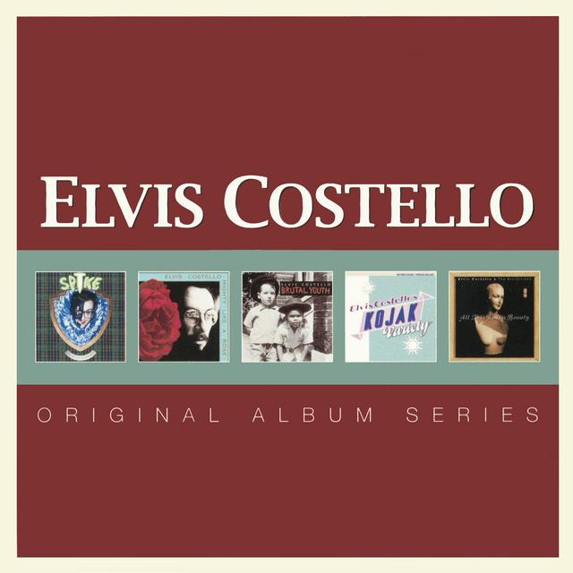 Elvis Costello, ORIGINAL ALBUM SERIES