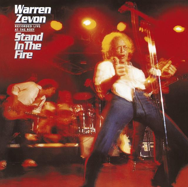 Warren Zevon, STAND IN THE FIRE