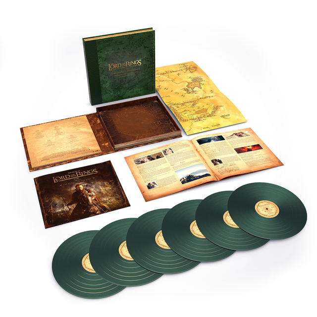 Lord of the Rings Return of the King Complete Recordings