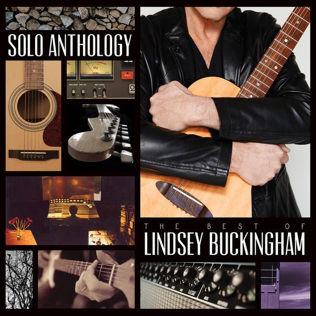 Now Avail: Lindsey Buckingham, SOLO ANTHOLOGY | Rhino