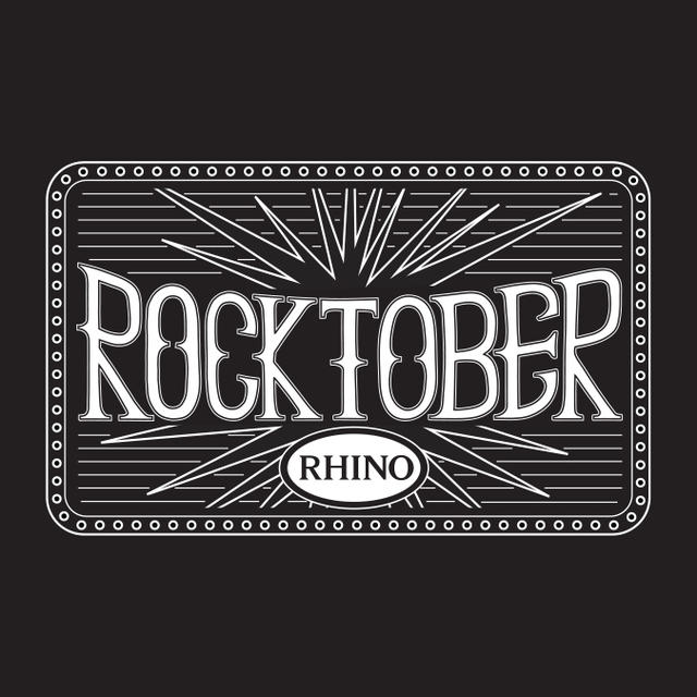 Rocktober 2nd Releases Rhino