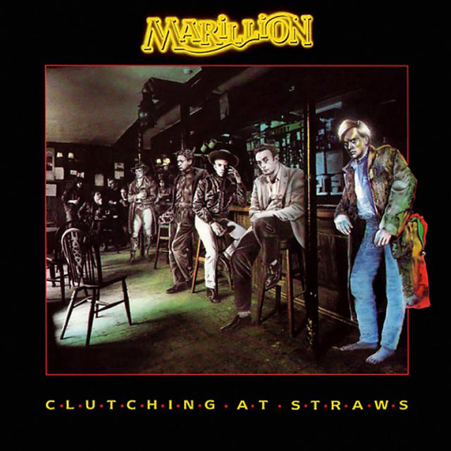 Marillion, CLUTCHING AT STRAWS