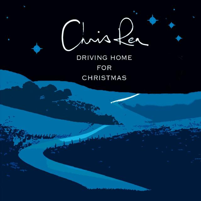 Driving Home For Christmas.Single Stories Chris Rea Driving Home For Christmas Rhino