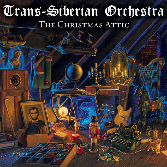 Trans-Siberian Orchestra, THE CHRISTMAS ATTIC