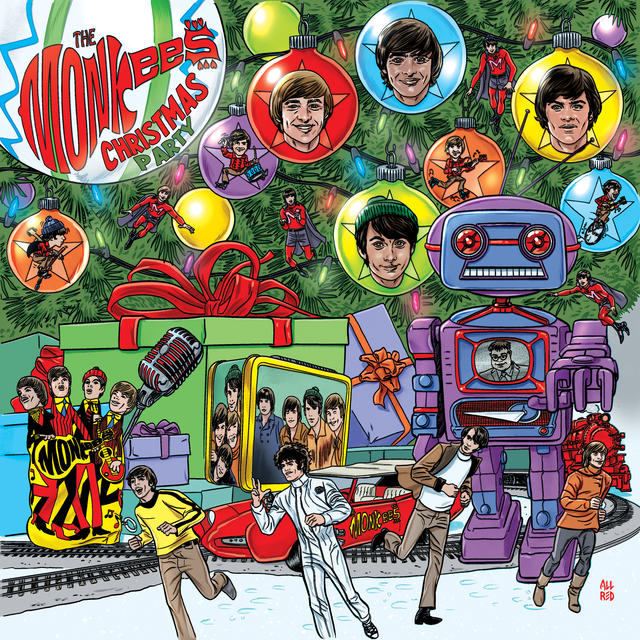 The Monkees - Unwrap You At Christmas