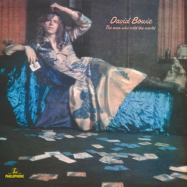 David Bowie, THE MAN WHO SOLD THE WORLD Cover