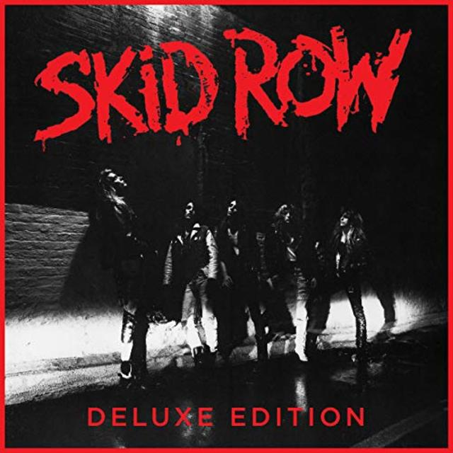 Skid Row (30th Anniversary Deluxe Edition) Cover