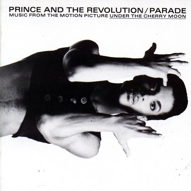 Prince PARADE Album Cover