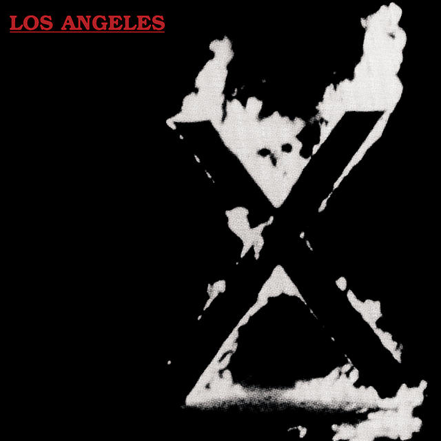 X LOS ANGELES Album Cover