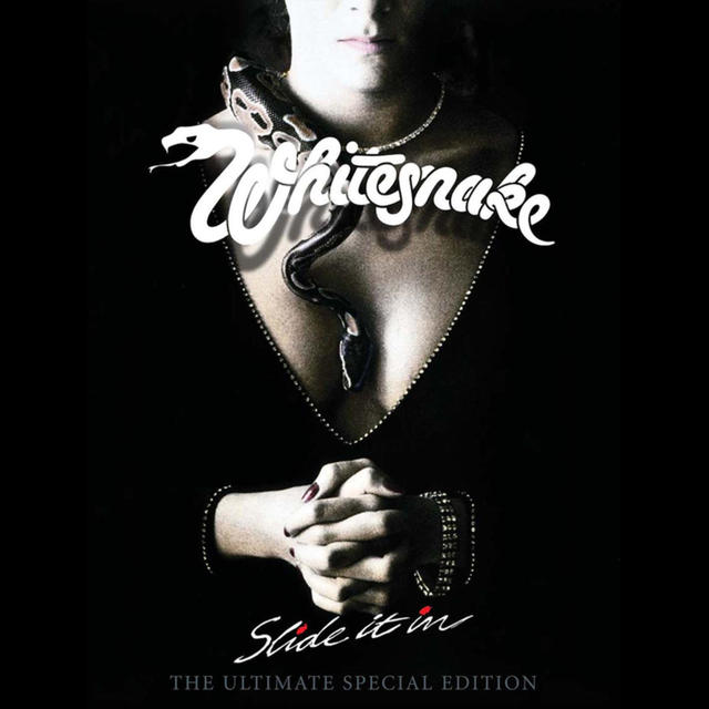 Whitesnake, SLIDE IT IN 35TH ANNIVERSARY ULTIMATE SPECIAL EDITION Cover