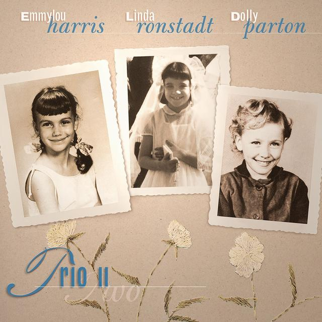 TRIO II Album Cover