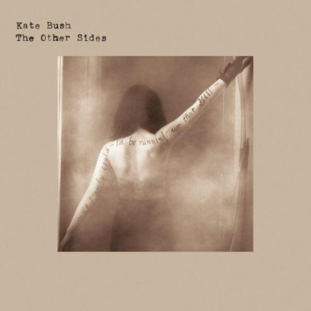 Kate Bush THE OTHER SIDES Album Art