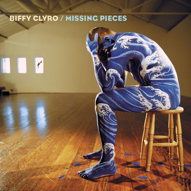 Biffy Clyro - MISSING PIECES Album Art Cover