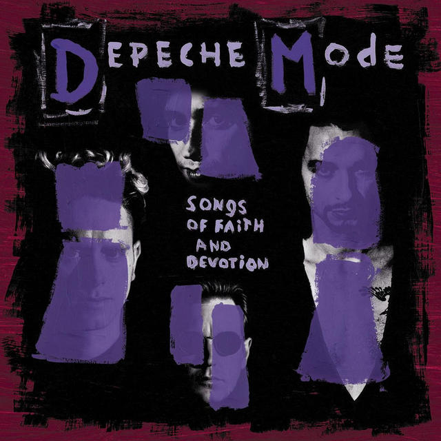 Once Upon a Time in the Top Spot: Depeche Mode, SONGS OF ...  |Depeche Mode Album Covers