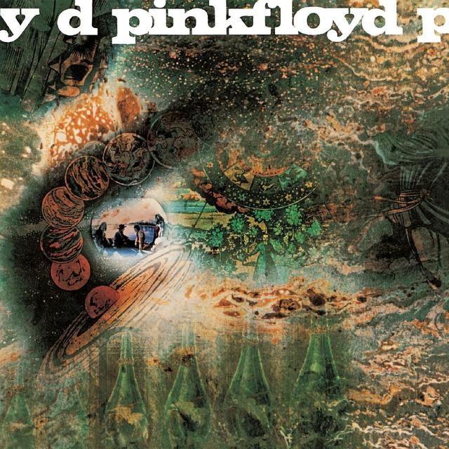 Pink Floyd A Saucerful of Secrets Album Cover