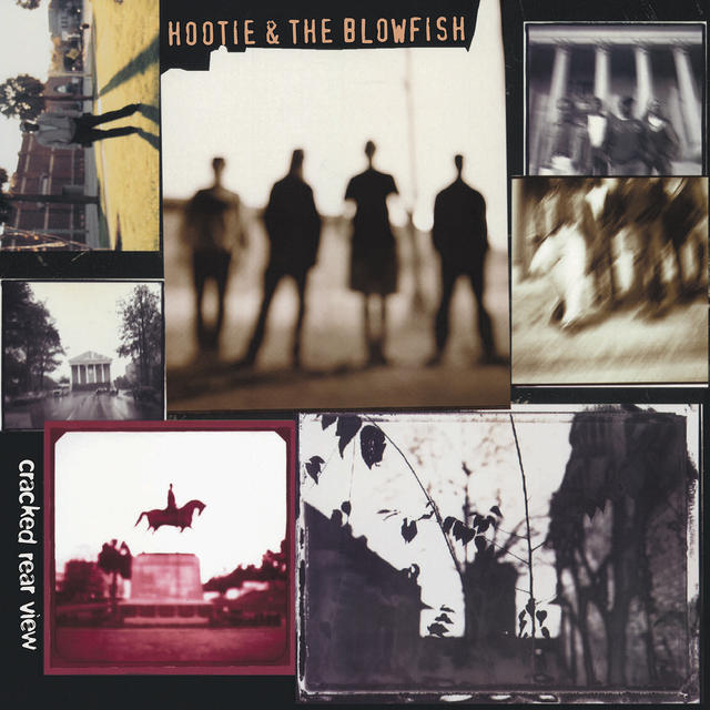 Hootie & the Blowfish CRACKED REAR VIEW 25th Album Cover