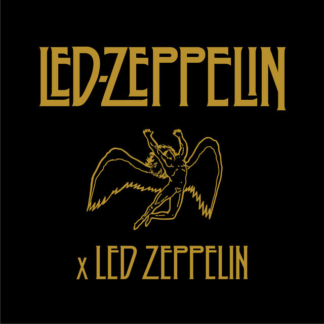 Led Zeppelin x Led Zeppelin Cover Art