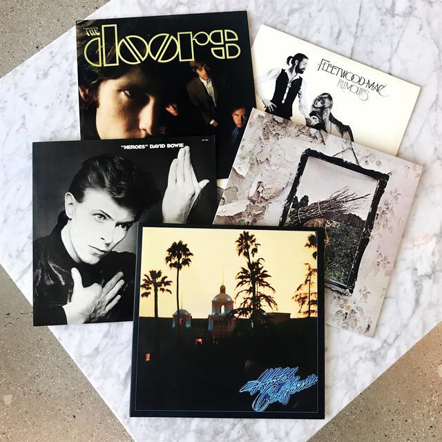 Classic Rock Vinyl Pack Giveaway | Rhino